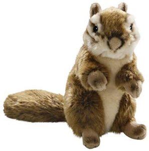 Peluche de Ardilla de Carl Dick de 17 cm - Los mejores peluches de ardillas - Peluches de animales