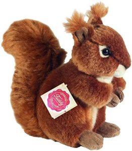 Peluche de Ardilla de Hermann Teddy de 17 cm - Los mejores peluches de ardillas - Peluches de animales