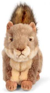 Peluche de Ardilla de Tobar de 30 cm - Los mejores peluches de ardillas - Peluches de animales
