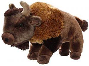 Peluche de Bisonte de Carl Dick de 28 cm - Los mejores peluches de bisontes - Peluches de animales