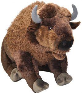 Peluche de Bisonte de Cuddlekins de 76 cm - Los mejores peluches de bisontes - Peluches de animales