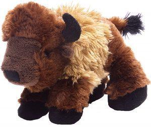 Peluche de Bisonte de Wild Republic de 18 cm - Los mejores peluches de bisontes - Peluches de animales