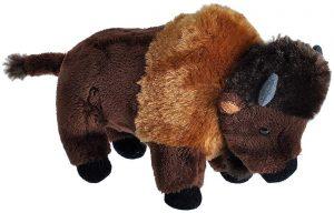 Peluche de Bisonte de Wild Republic de 20 cm - Los mejores peluches de bisontes - Peluches de animales