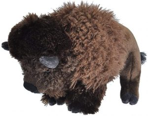 Peluche de Bisonte de Wild Republic de 30 cm - Los mejores peluches de bisontes - Peluches de animales