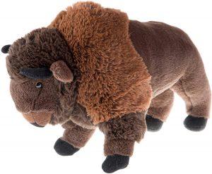 Peluche de Bisonte de Wild Republic de 33 cm - Los mejores peluches de bisontes - Peluches de animales
