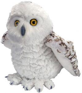 Peluche de Búho Nival de Wild Republic de 30 cm - Los mejores peluches de buhos - Peluches de animales