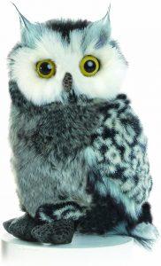Peluche de Búho de Aurora de 24 cm - Los mejores peluches de buhos - Peluches de animales