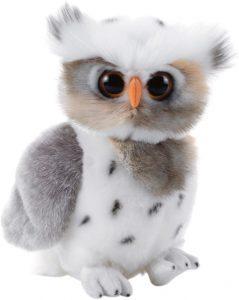 Peluche de Búho de Plush&Compan de 26 cm - Los mejores peluches de buhos - Peluches de animales