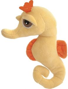 Peluche de Caballito de Mar de 20 cm de Lil Peepers - Los mejores peluches de caballitos de mar - Peluches de animales