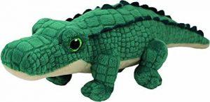 Peluche de Caimán de TY de 15 cm - Los mejores peluches de cocodrilos y caimanes - Peluches de animales