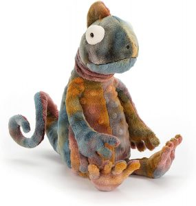 Peluche de Camaleón de Jellycat de 29 cm - Los mejores peluches de camaleones - Peluches de animales