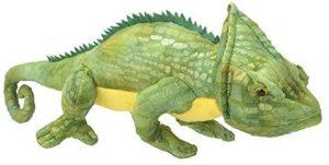 Peluche de Camaleón de Wild Planet de 36 cm - Los mejores peluches de camaleones - Peluches de animales