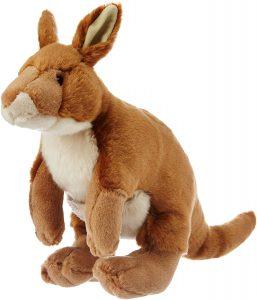 Peluche de Canguro de Cuddlekins de 30 cm - Los mejores peluches de canguros - Peluches de animales