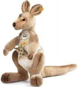Peluche de Canguro de Steiff de 40 cm - Los mejores peluches de canguros - Peluches de animales