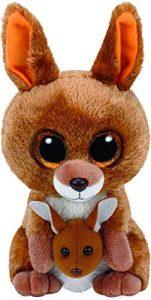 Peluche de Canguro de TY de 15 cm - Los mejores peluches de canguros - Peluches de animales