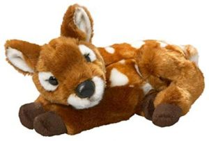 Peluche de Ciervo de Carl Dick de 17 cm - Los mejores peluches de ciervos - Peluches de animales