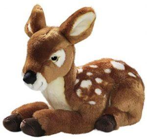 Peluche de Ciervo de Carl Dick de 28 cm - Los mejores peluches de ciervos - Peluches de animales