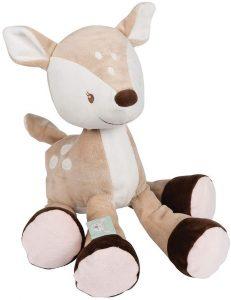 Peluche de Ciervo de Nattou de 28 cm - Los mejores peluches de ciervos - Peluches de animales