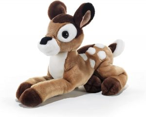 Peluche de Ciervo de Plush&Company de 45 cm - Los mejores peluches de ciervos - Peluches de animales
