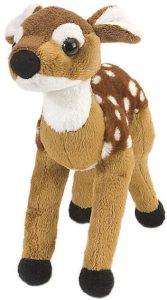 Peluche de Ciervo de Wild Republic de 20 cm - Los mejores peluches de ciervos - Peluches de animales
