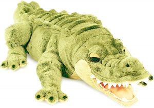 Peluche de Cocodrilo de Keel Toys de 45 cm 2 - Los mejores peluches de cocodrilos y caimanes - Peluches de animales
