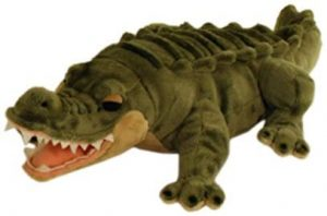 Peluche de Cocodrilo de Keel Toys de 45 cm - Los mejores peluches de cocodrilos y caimanes - Peluches de animales