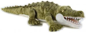 Peluche de Cocodrilo de National Geographic de 50 cm - Los mejores peluches de cocodrilos y caimanes - Peluches de animales