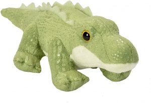 Peluche de Cocodrilo de Wild Republic de 15 cm - Los mejores peluches de cocodrilos y caimanes - Peluches de animales