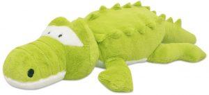 Peluche de Cocodrilo de vidaXL de 150 cm - Los mejores peluches de cocodrilos y caimanes - Peluches de animales
