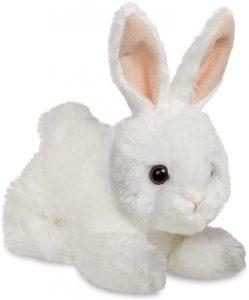 Peluche de Conejo de Aurora World de 20 cm - Los mejores peluches de conejos - Peluches de animales