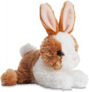 Peluche de Conejo de Aurora World de 22 cm - Los mejores peluches de conejos - Peluches de animales