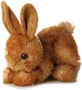 Peluche de Conejo de Aurora de 20 cm - Los mejores peluches de conejos - Peluches de animales