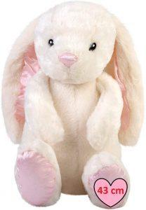 Peluche de Conejo de CANOPUS de 43 cm - Los mejores peluches de conejos - Peluches de animales