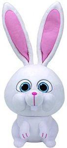 Peluche de Conejo de Carletto Ty de 15 cm - Los mejores peluches de conejos - Peluches de animales
