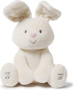 Peluche de Conejo de Flora de 30 cm - Los mejores peluches de conejos - Peluches de animales
