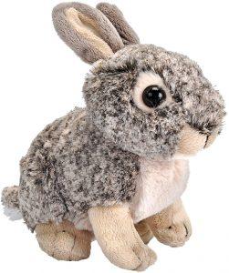 Peluche de Conejo de Wild Republic de 20 cm - Los mejores peluches de conejos - Peluches de animales
