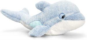 Peluche de Delfin de Keel Toys de 35 cm - Los mejores peluches de delfines - Peluches de animales