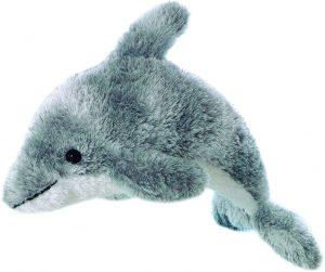 Peluche de Delfin de Mini Flopsie de 21 cm - Los mejores peluches de delfines - Peluches de animales