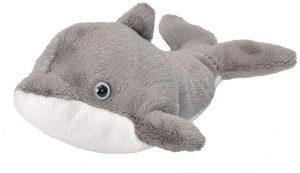 Peluche de Delfin de Wild Republic de 15 cm - Los mejores peluches de delfines - Peluches de animales