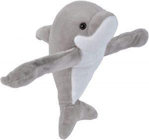 Peluche de Delfin de Wild Republic de 22 cm - Los mejores peluches de delfines - Peluches de animales