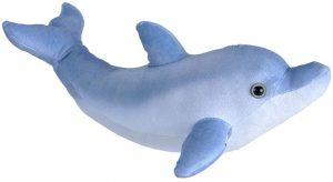 Peluche de Delfin de Wild Republic de 30 cm - Los mejores peluches de delfines - Peluches de animales