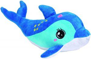 Peluche de Delfin de katerina de 35 cm - Los mejores peluches de delfines - Peluches de animales