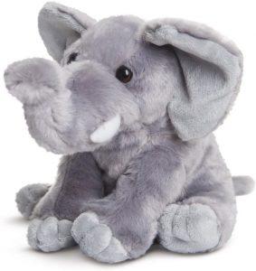 Peluche de Elefante de Destination Nation de 24 cm - Los mejores peluches de elefantes - Peluches de animales