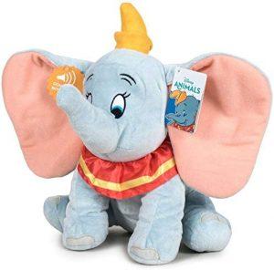 Peluche de Elefante de Dumbo con sonido de 30 cm - Los mejores peluches de elefantes - Peluches de animales