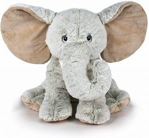 Peluche de Elefante de Famosa Softies de 54 cm - Los mejores peluches de elefantes - Peluches de animales