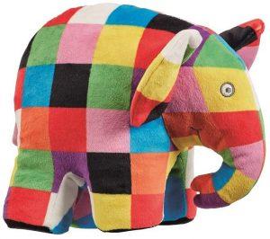 Peluche de Elefante de Rainbow de 20 cm - Los mejores peluches de elefantes - Peluches de animales