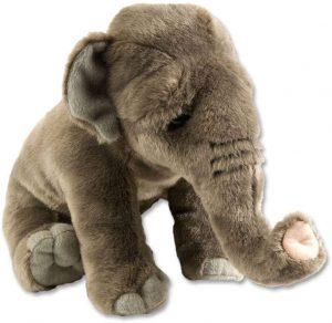 Peluche de Elefante de Wild Republic de 30 cm 2 - Los mejores peluches de elefantes - Peluches de animales