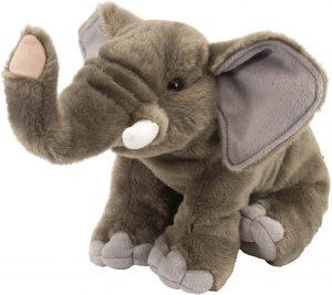 Peluche de Elefante de Wild Republic de 30 cm - Los mejores peluches de elefantes - Peluches de animales