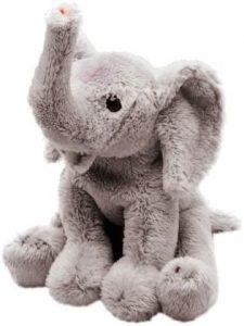 Peluche de Elefante de Yomiko de 13 cm - Los mejores peluches de elefantes - Peluches de animales