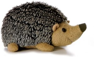 Peluche de Erizo de Aurora World de 20 cm - Los mejores peluches de erizos - Peluches de animales